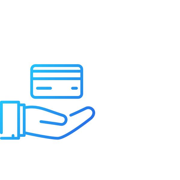 Ícone de pagamentos AgileMS