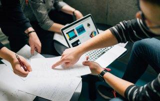 """Miniatura do blogpost """"O que é análise de Cohort e segmentação de clientes"""" - AgileMS"""